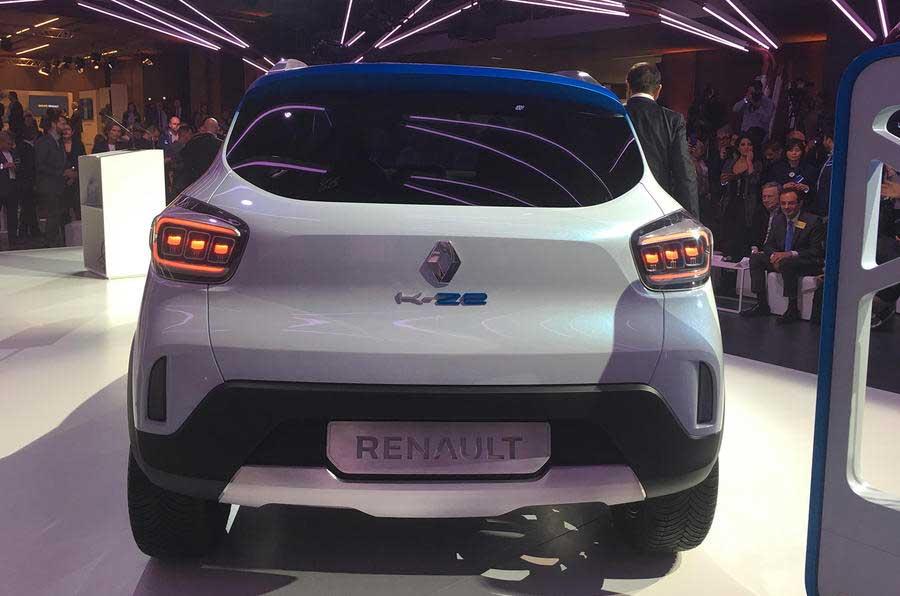 Renault City K-ZE 2020 – самый дешевый электромобиль в мире