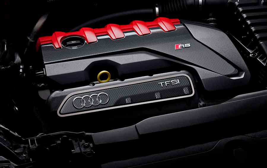 Audi представила новые RS Q3 и Q3 Sportback