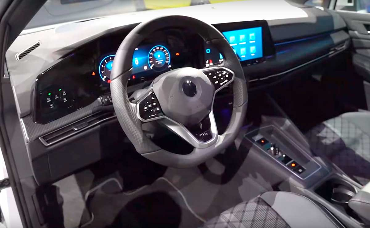Представлен новый Volkswagen Golf 8 2020 года, объявлены цены