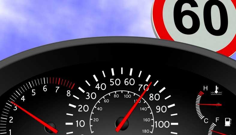 Как научиться не превышать скорость на дороге