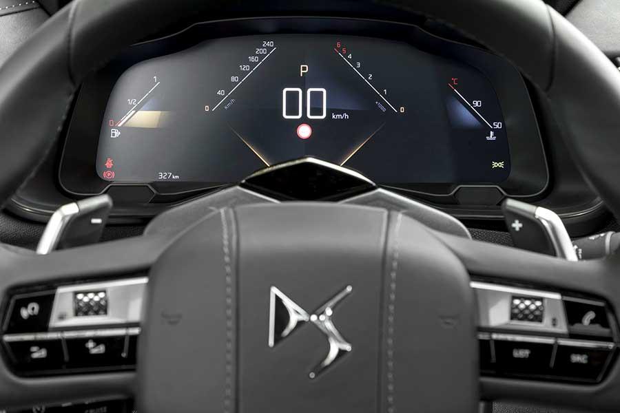DS7 Crossback – первый роскошный кроссовер французского происхождения