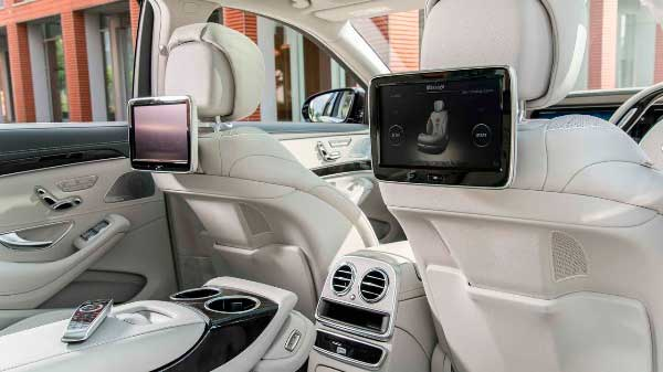 Мерседес выпустил пятьсот тысячный седан S-класса