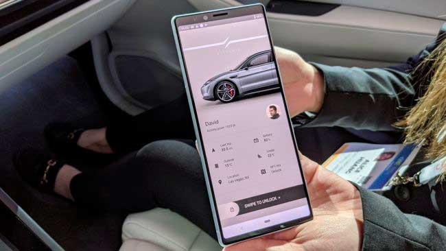 Sony выходит на автомобильный рынок