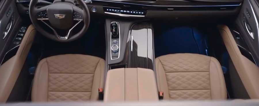 Cadillac Escalade 2021 – новая версия премиального американского внедорожника