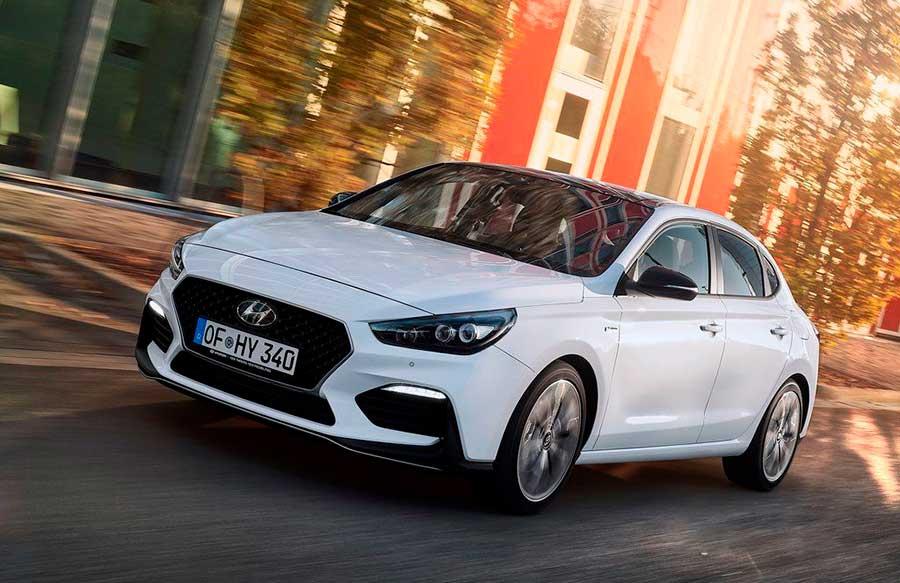 Hyundai представил обновленную линейку модели i30