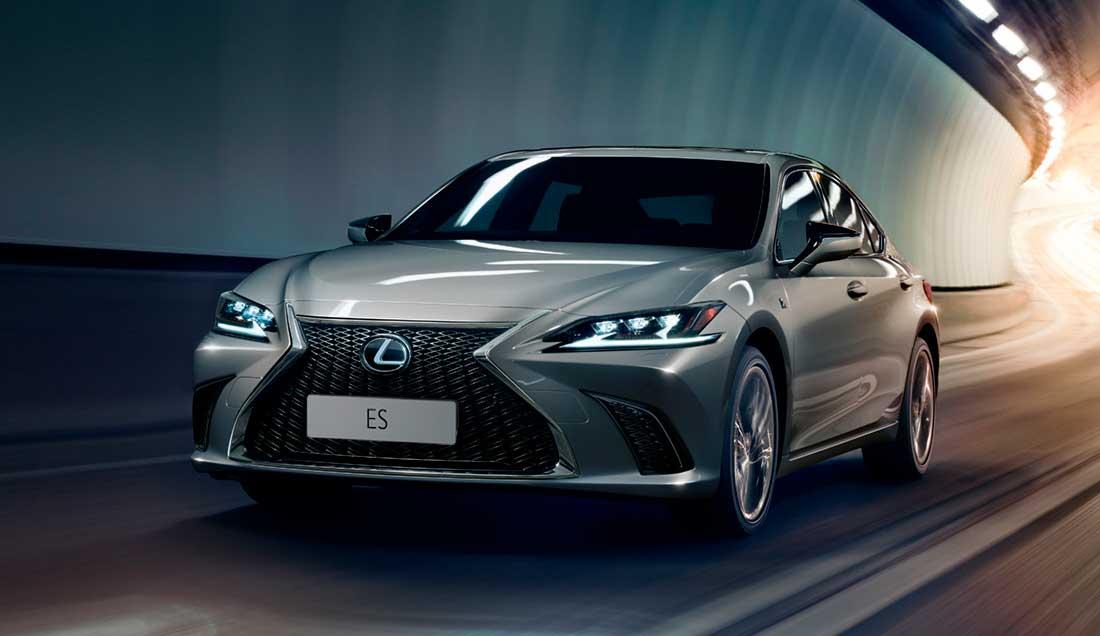 Седаны и купе Lexus: что сегодня предлагает известный автомобильный бренд
