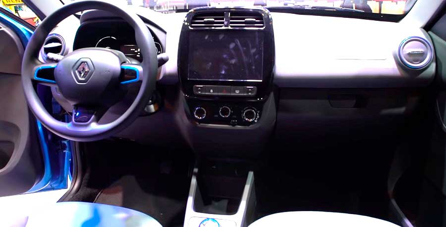 Французы представили новый бюджетный электромобиль Dacia Spring