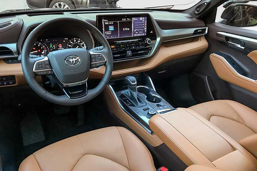 Toyota Highlander 2020 для США и России, комплектации и цены, в чем отличия