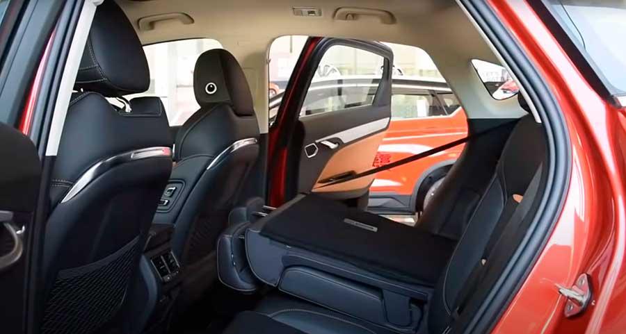 Кросс-купе Geely FY11 – серьезный конкурент внедорожнику BMW X4