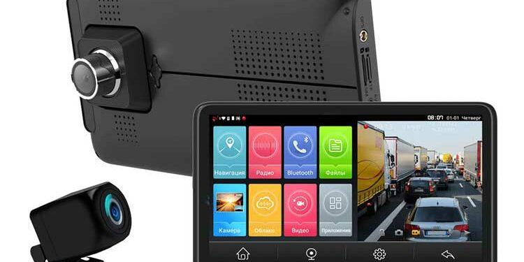 Onlooker M84 Pro 4G – новый видеорегистратор-планшет с большим функционалом